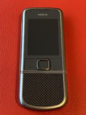 Nokia 8800 Carbon Arte - Silver (Unlocked) Mobile Phone