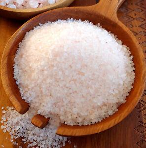 Zechstein Rock Salt - 100% Raw, Natural, Unrefined, Food Grade - Medium Grain