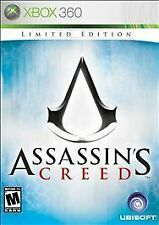 Assassin's Creed -- Limited Edition (Microsoft Xbox 360, 2007)