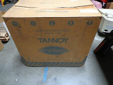 TANNOY EYRIS DC1 - Pair  Black Ash - NEW
