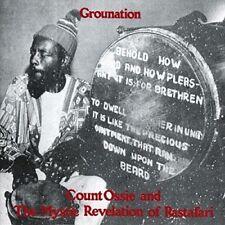 Grounation - 2 DISC SET - Count Ossie / Mystic Revelation Of Ras (2016, CD NEUF)