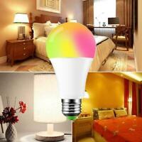 E27 WiFi Smart Light Bulbs RGB LED Light Lamp
