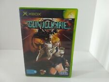 Gunvalkyrie Gun Valkyrie Pal XBOX First Generation French/Dutch Release CIB