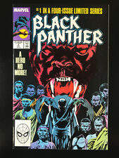 Black Panther 1 Marvel 10/88 A7