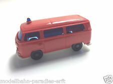 Wiking VW Bus T2 Modell - Feuerwehr (JF 288)