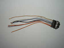 Renault Clio II rear light wiring loom repair plug left side only. 1998 to 2000