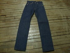 1980 DEADSTOCK RED LINE LEVIS BUTTON FLY 501.