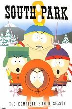 South Park: The Complete Eighth Season Dvd Trey Parker(Dir)