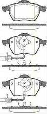 Jeu Plaquette Frein AV TRISCAN AUDI A4 (8D2, B5) 1.8 T quattro 150 CH