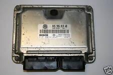 VW POLO 9N 1.4 TDI AMF ENGINE CONTROL UNIT ECU 045 906 019 AB 045906019AB