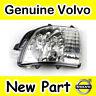 Genuine Volvo XC70 II (08-) Mirror Repeater Indicator Light / Lens / Lamp (Left)
