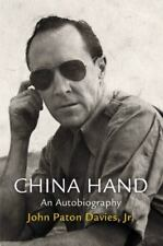 China Hand: An Autobiography (Hardback or Cased Book)