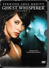 COFFRET 6 DVD ZONE 2--SERIE TV--GHOST WHISPERER--INTEGRALE SAISON 2
