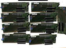 LOT 9X HP Riser Board ProLiant DL380 G6 3x PCI-E 496057-001