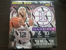 2019-2020 PANINI NBA BASKETBALL ILLUSIONS MEGA BOX! Ja, Zion Rookies SEALED BOX