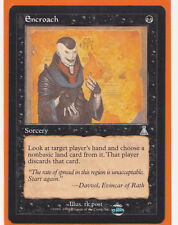 MTG Magic  Urza's Destiny  4 x ENCROACH  Uncommon Sorcery  Never Played Play Set