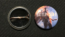 "Battlefield 1 - 1"" Pinback Button Pin - Buy 2 Get 1 Free - xbox one PS4 Badge"