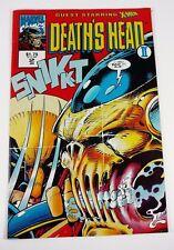 1993 Death's Head II - Marvel Comics #2 - X-Men, Wolverine Cross Over VF