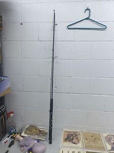 South Bend- Black Beauty Noodle 9' Ultra-Light 2-Piece Spinning Rod