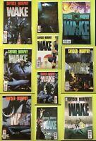 The Wake 1-10 Complete Scott Snyder Comic Lot Run Set 1st Print NM 9.4