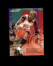 1995-96 Fleer Michael Jordan  #22 Bulls (O)