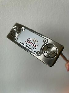 Scotty Cameron Select Squareback 2 2020 34 golf putter square newport