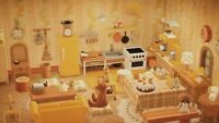 Luxury Cute Kitchen Furniture Set 50 pcs - New Horizons [Original Design]