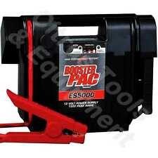 Booster Pac ES5000 12 Volt 1500 Amp Vehicle Jump Starter - FREE SHIPPING!!!