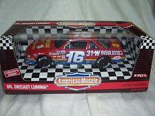 """1/18 #16 """"DR. DIECAST"""" 1994 ORIGINAL CHEVY LUMINA NASCAR DIECAST CAR-RARE!"""
