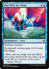 1x One With the Wind - MINT FOIL - English - Ixalan - Common - MTG - Magic