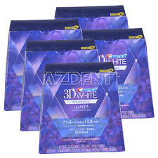 CA 200Strips Oral Crest 3D White Luxe Professional Whitestrips Whitening Effects