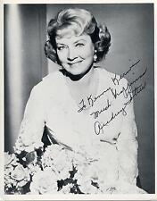 AUDREY TOTTER WAGON TRAIN AND PERRY MASON ACTRESS SIGNED PHOTO AUTOGRAPH
