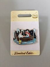 Limited Edition 350 Disney Kiss The Girl Pin, Original Backing Card! Ariel&Eric