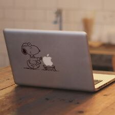 "Peanuts Doctor Snoopy Decal Sticker Skin for Apple Macbook Pro & Air 13"" 15"" 17"""