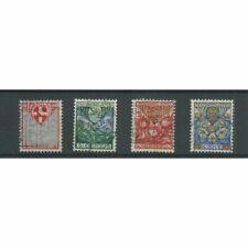 Nederland 199a-202a Kind 1926 vertaal wm VFU/gebr  CV 155 €