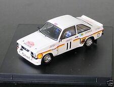 FORD Escort RS 2000 MKII Rallye Breitbau Monte Carlo 1976 #11 Clark Trofeu 1:43