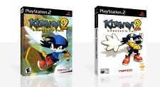 Klonoa 2: Lunatea's Veil PS2 Replacement Game Case Box + Cover Art (No Game)