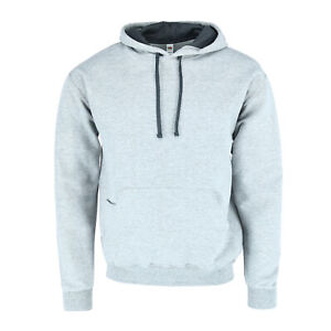 New Fruit of the Loom Men's Big and Tall Softspun Pullover Hoodie