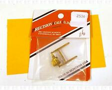 Precision Scale O Brass Parts: Heisler #2 #3 Brake Cylinder and Lever 2536