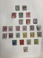 Mauritius Stamp Collection On 11 Pages