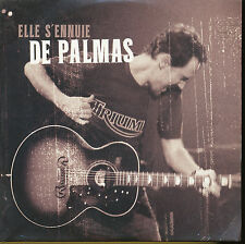 GERALD DE PALMAS CD SINGLE EU ELLE S'ENNUIE