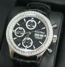 Ernst Benz Chronojewel Double Diamond Watch Contemporary DD GC20121DD