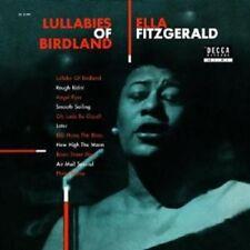 """ELLA FITZGERALD """"LULLABIES OF BIRDLAND"""" CD NEW!"""