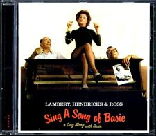 SEALED NEW CD Dave Lambert,  Jon Hendricks, Annie Ross - Sing A Song Of Basie +