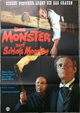 THE MURDER CLINIC STYLE A ORIGINAL POSTER EURO HORROR
