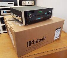 MCINTOSH MCD 550 DEMO LETTORE CD E SACD STEREOFONICO CON GARANZIA UFFICIALE