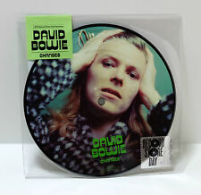 "DAVID BOWIE Changes 7"" PICTURE DISC VINYL Single 45rpm New RSD 2015"