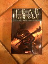 Fear Itself Spider-Man Marvel Comics Hardcover 2012 Yost McKone Bunn Thing