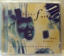 Piano Forte Opus 5 Broadway (Pure & Simple Music, 1996) (cd5674)