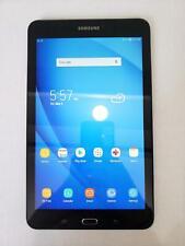 USED 4/10 Samsung Galaxy Tab E SM-T377T 4G LTE T-Mobile 16GB 8.0in Black